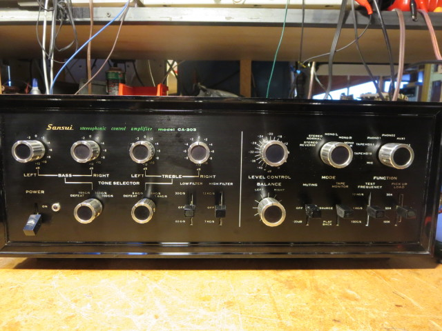 And its companion tube preamp.